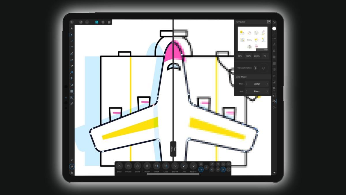 Best Graphic Design Tools for iPad
