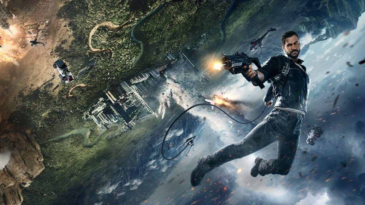 Just Cause 4 promotional image