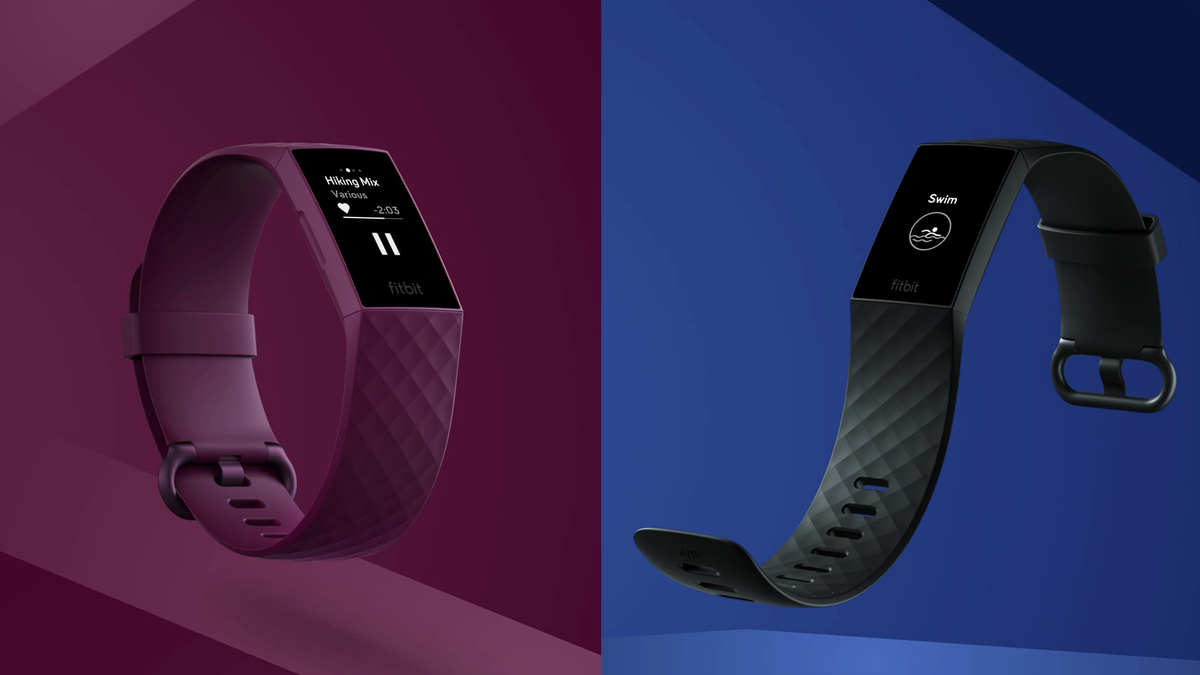 Photos of the Fitbit Charge 4