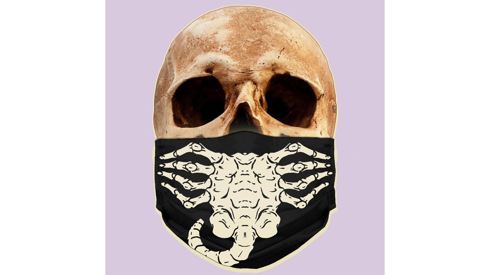 Best facehugger face mask alien predator