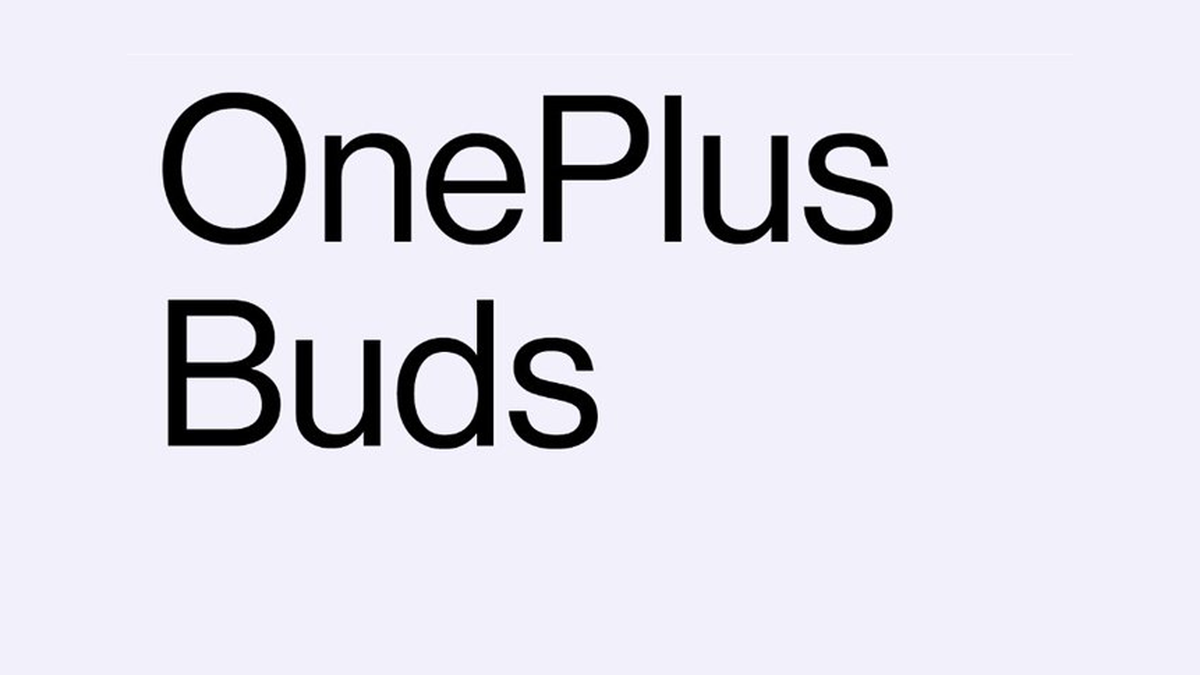 A teaser image for the OnePlus Buds.