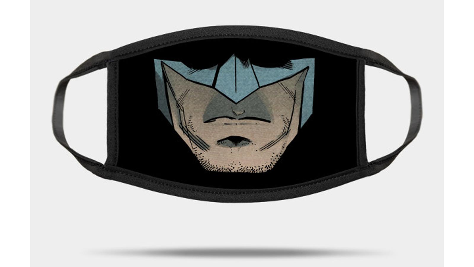 Best DC face mask batman superman flash wonder woman cyborg aquaman joker harley quinn