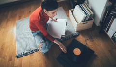 The Best Turntables and Vinyl Accessories for Beginners