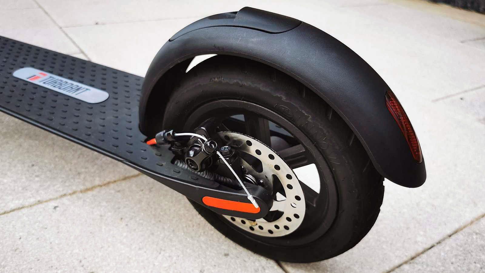 rear wheel of x7