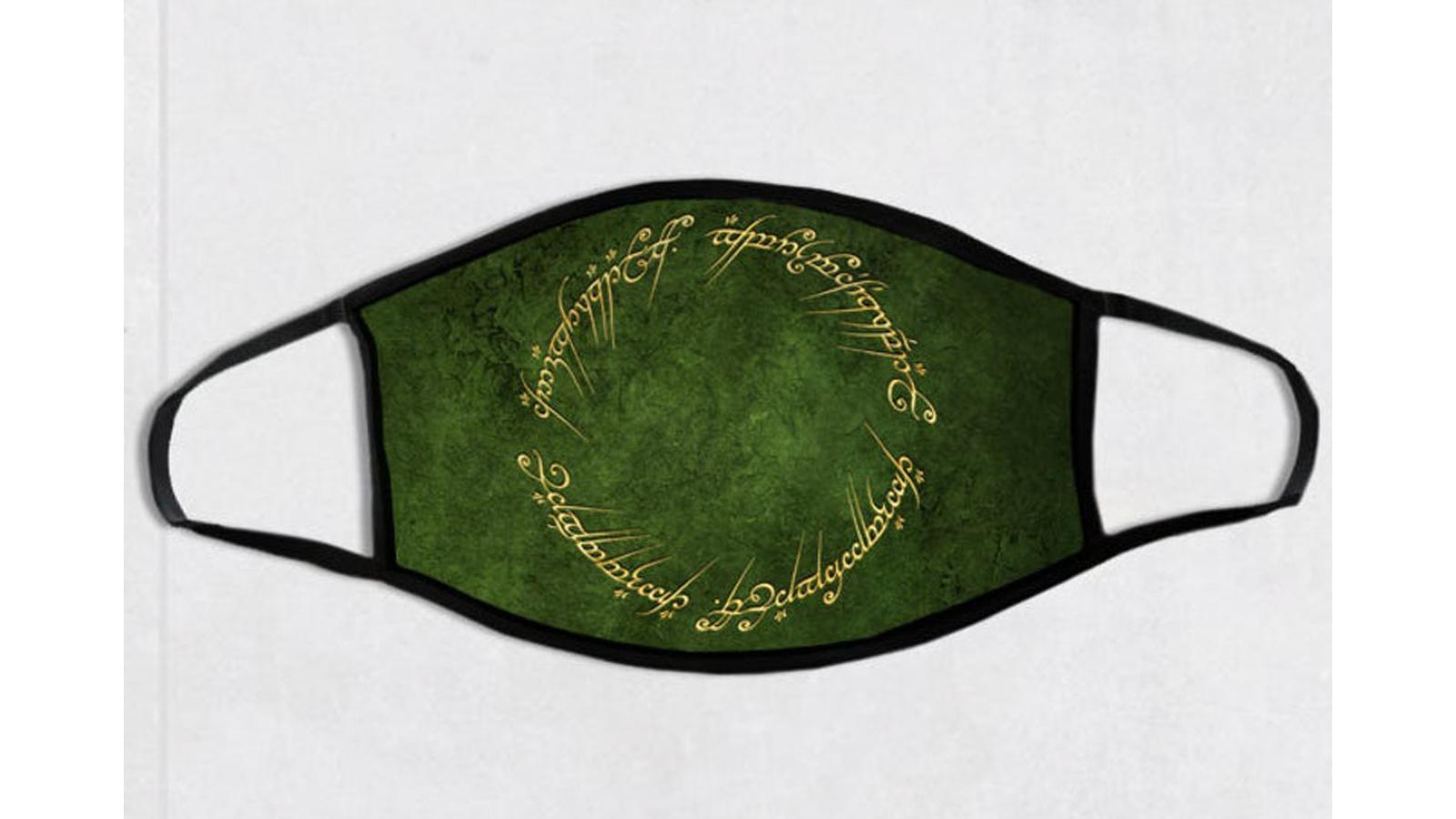 Best lord of the rings face mask hobbit bilbo gandalf sauron gollum
