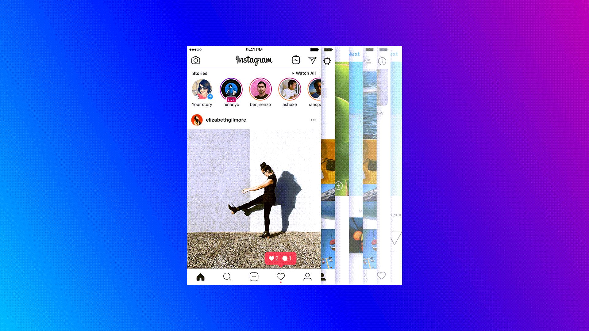 Instagram Reels integrating short-form videos to their site