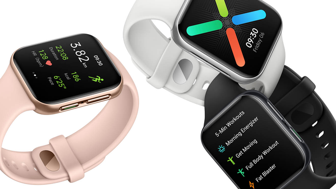 OPPO Watch Confirmed for UK Release With Wear OS and Real-Time Heart Rate Monitor