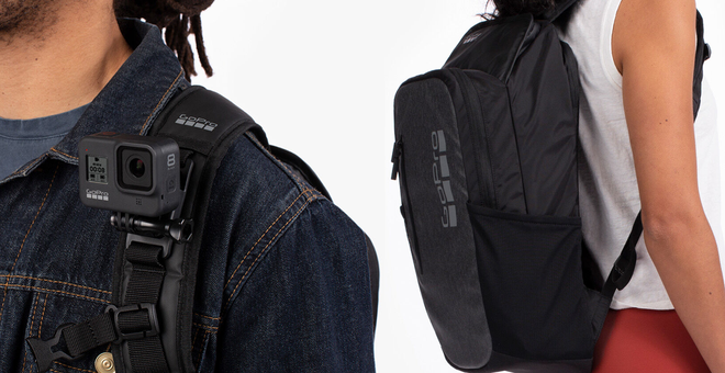 GoPro Launches a Line of Weather-Resistant Bags, Bottles, and Camera Cases