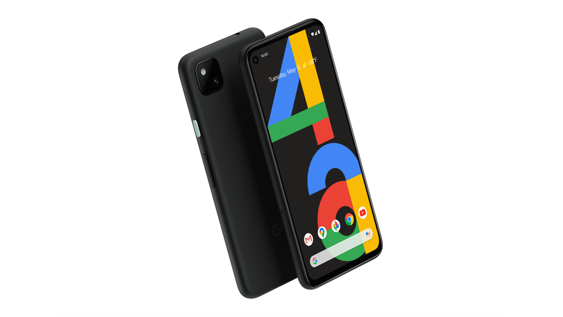 The Google Pixel 4a