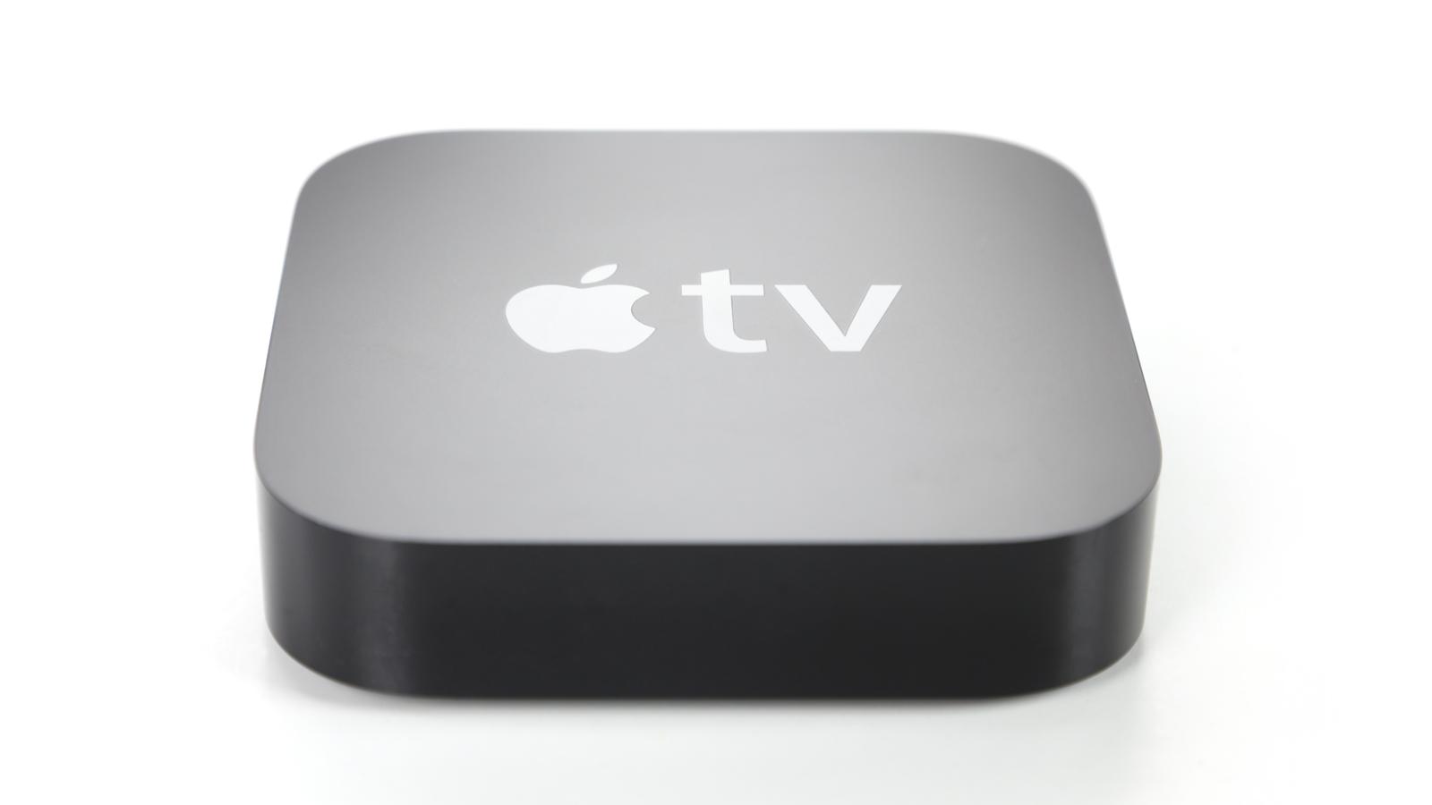 An Apple TV.