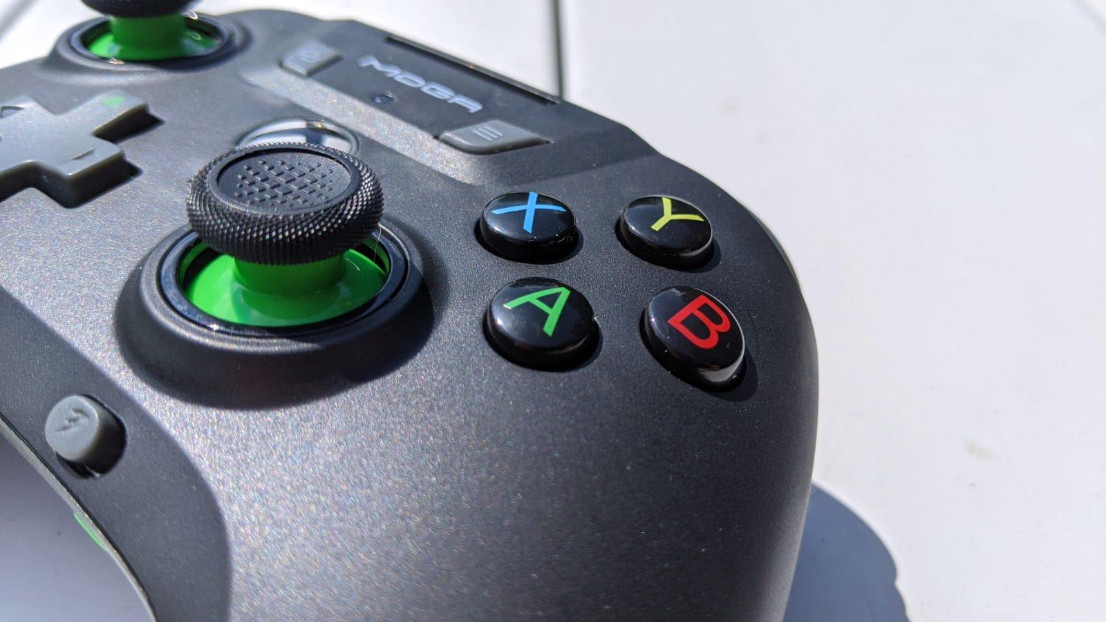 MOGA XP5-X Plus Sideview