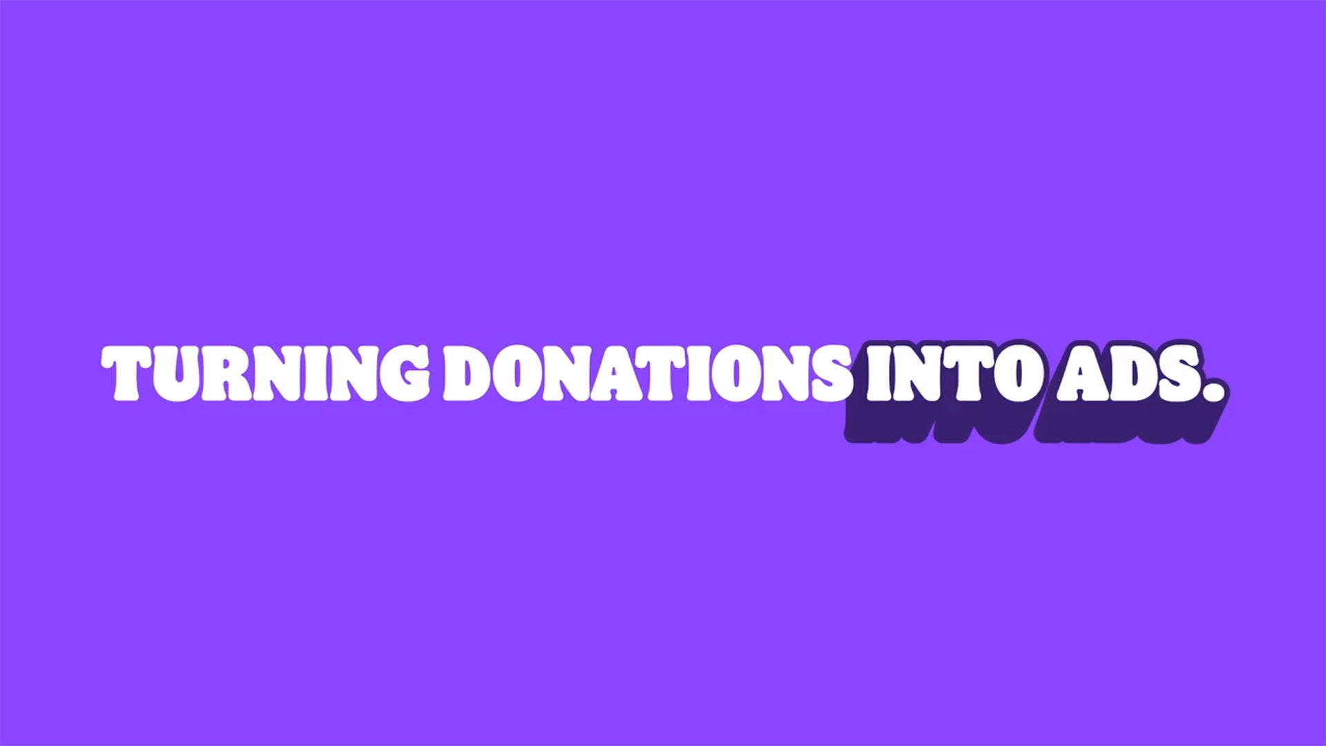 Oglivy boasts that it's turning stream donations into ads.
