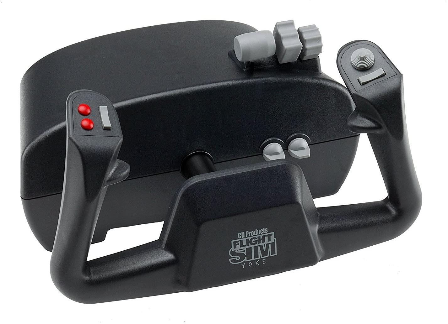 CH Products Flight Sim Yoke USB