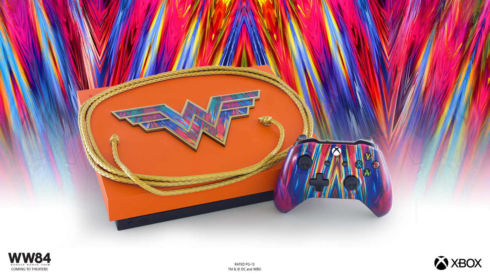 Wonder Woman 1984 Lasso of Truth Console