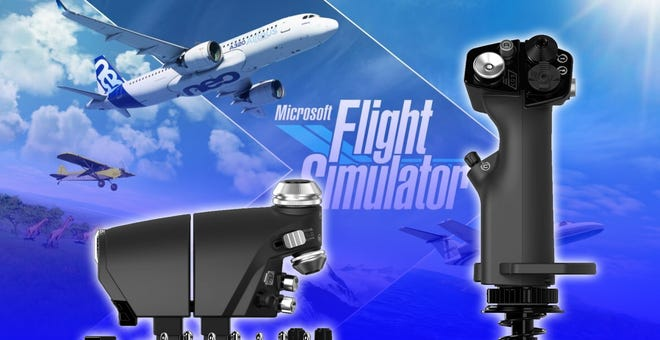 The Best Joysticks and Yokes for 'Microsoft Flight Simulator'