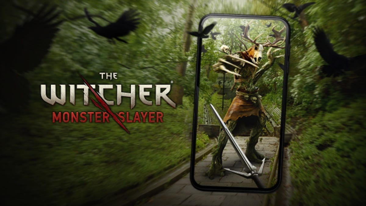 The Witcher: Monster Slayer promotional image
