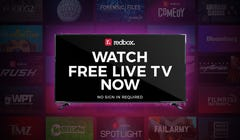 Redbox Adds More 20 Channels to Its Free Live TV Service