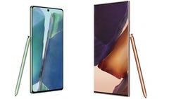 The Galaxy Note 20 and 20 Ultra are Samsung's Biggest, Fanciest Non-Fold Phones
