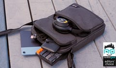 The Solo Ludlow Tablet Sling Is a Perfect Little Bag for Little Laptop Trips