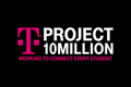 T-Mobile's Project 10Million Gives Free Internet to Low-Income Students