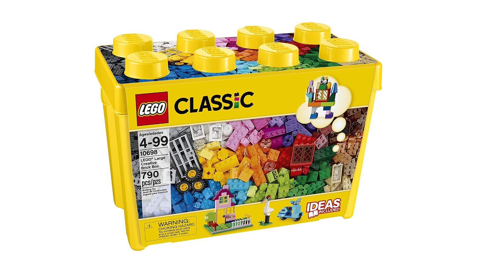 LEGO Classic Creative Brick Box