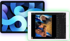 Apple Gives the Standard iPad a New Chip While the iPad Air Gets a Pro Makeover