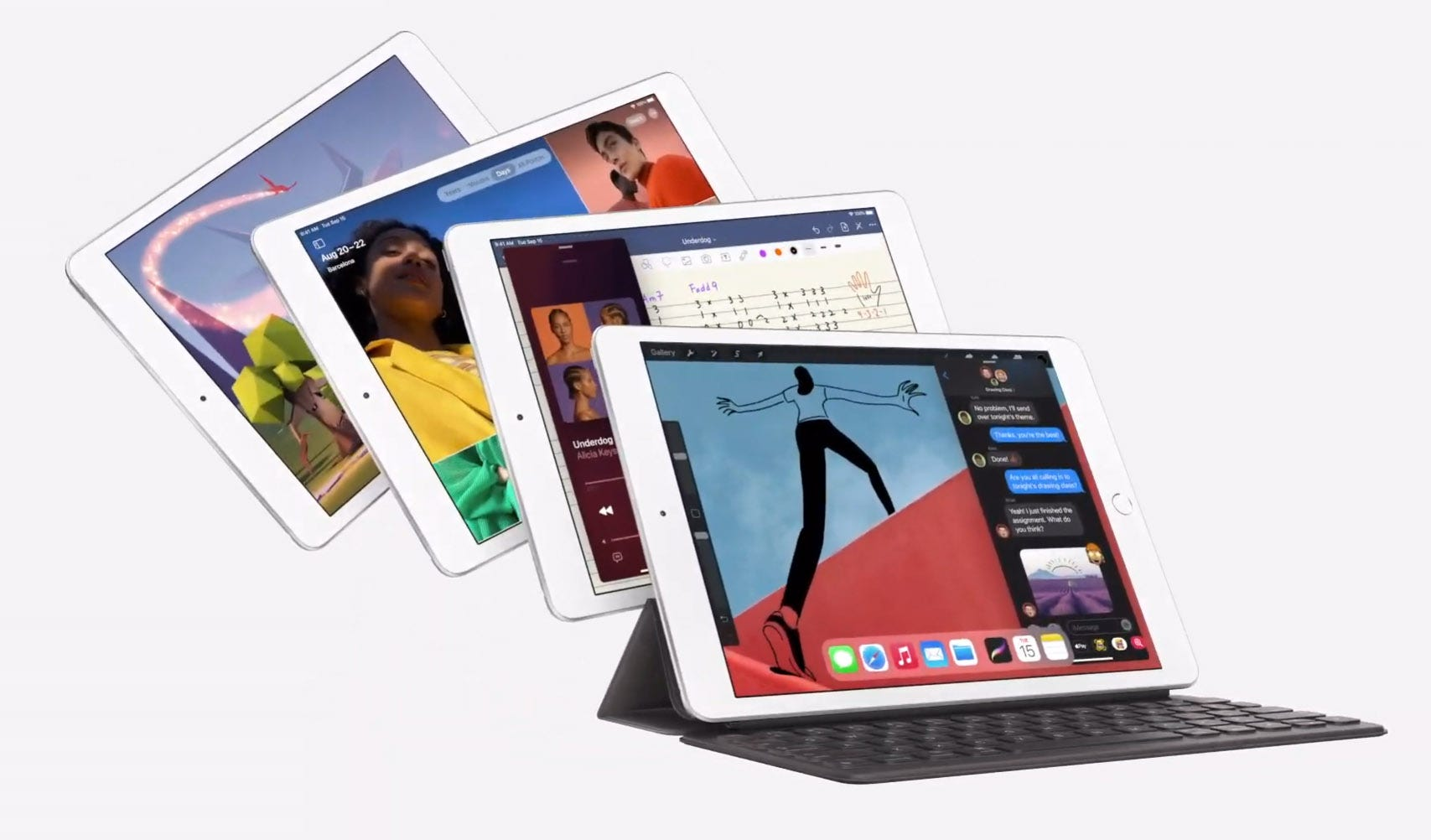 Apple iPad 8th gen