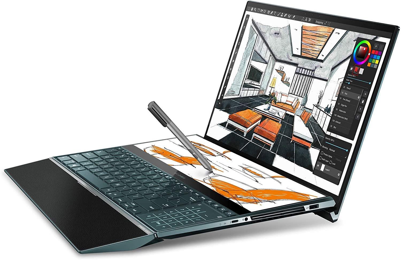 Asus Zenbook Duo Pro