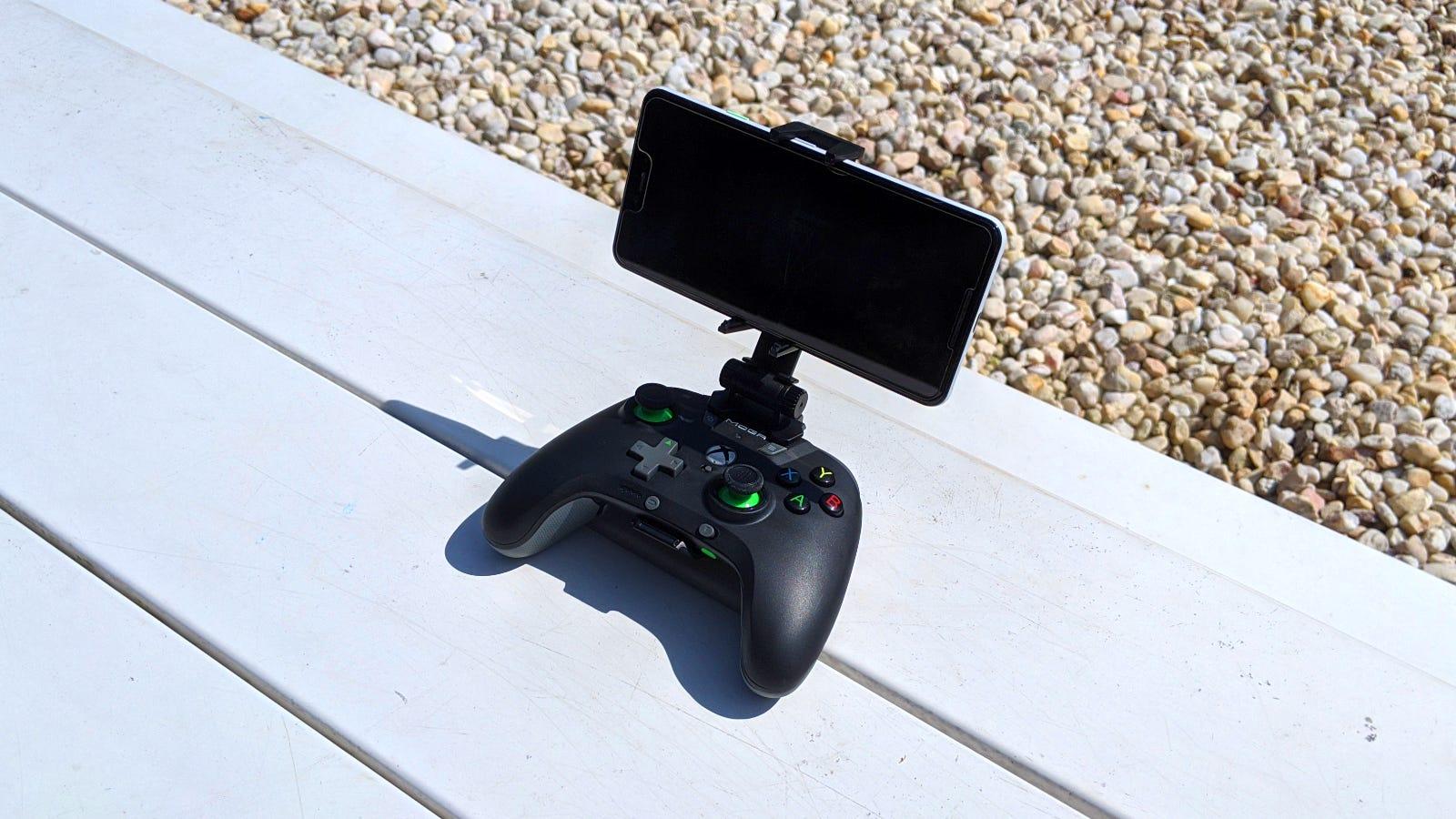 MOGA XP5-X With Phone