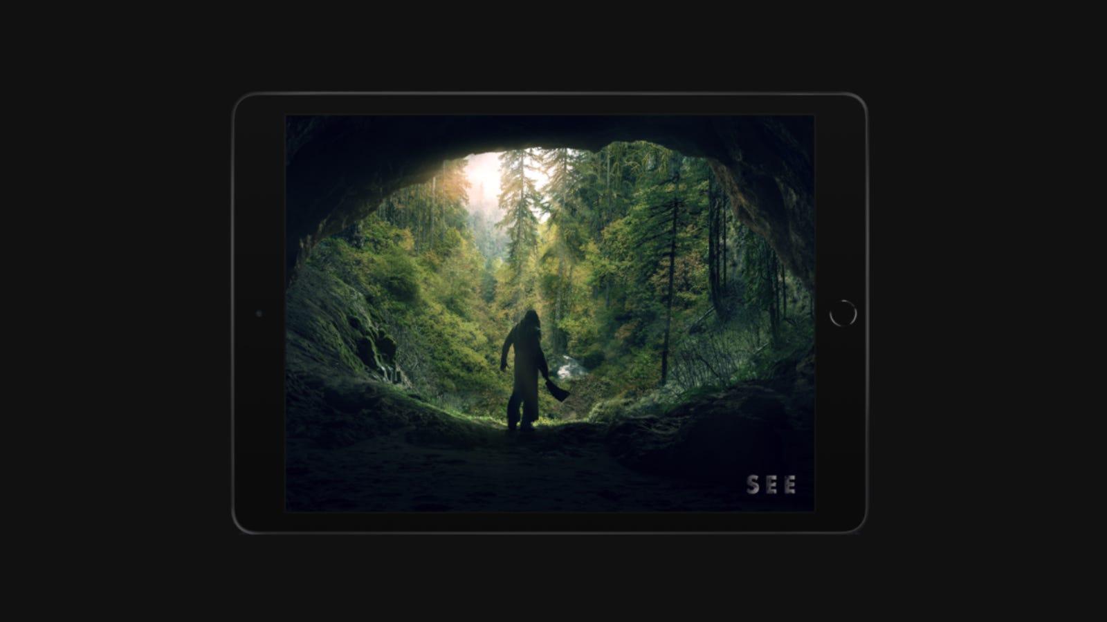 TV Show on iPad