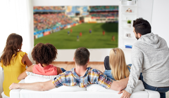 Projector vs. Big Screen TV: Which Should You Buy?