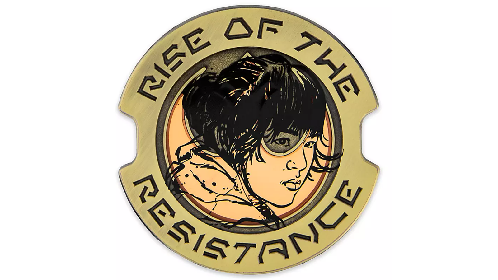 Limited edition rose tico pin
