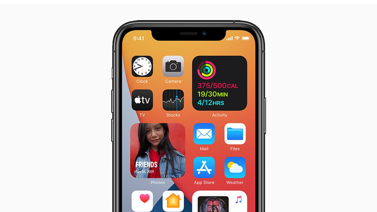 apple os updates on iphone
