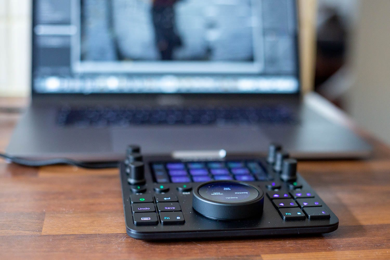 loupedeck in use