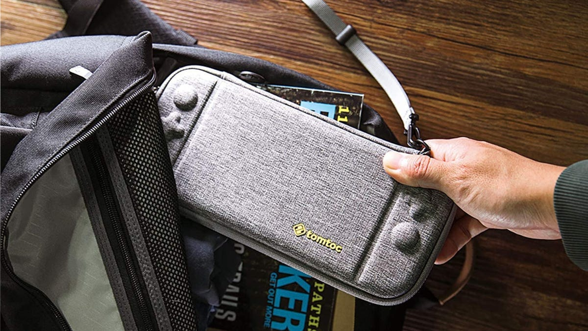 tomtoc Switch Case
