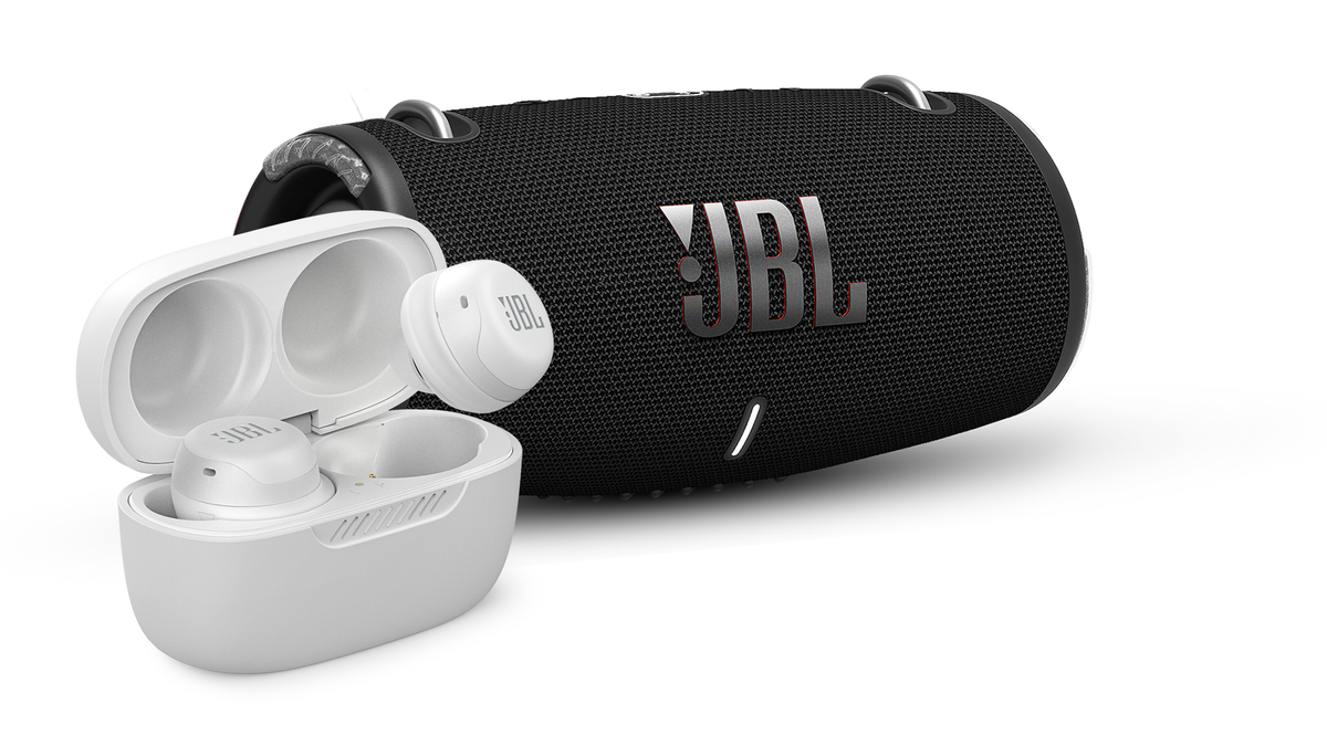 The updated JBL Xtreme 3 and new JBL Club Pro+.
