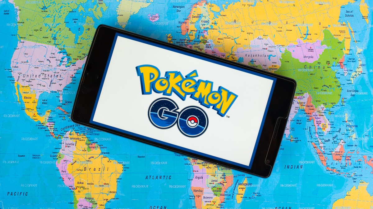 Pokemon GO is a free-to-play GPS-based augmented reality mobile game