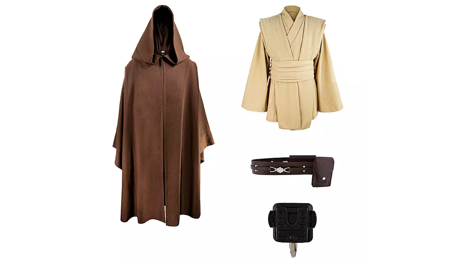 adults' star wars galaxy's edge light side collection
