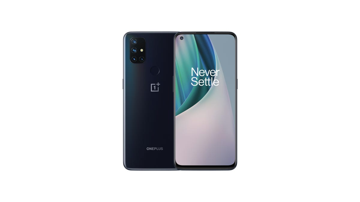 The OnePlus Nord N10 5G