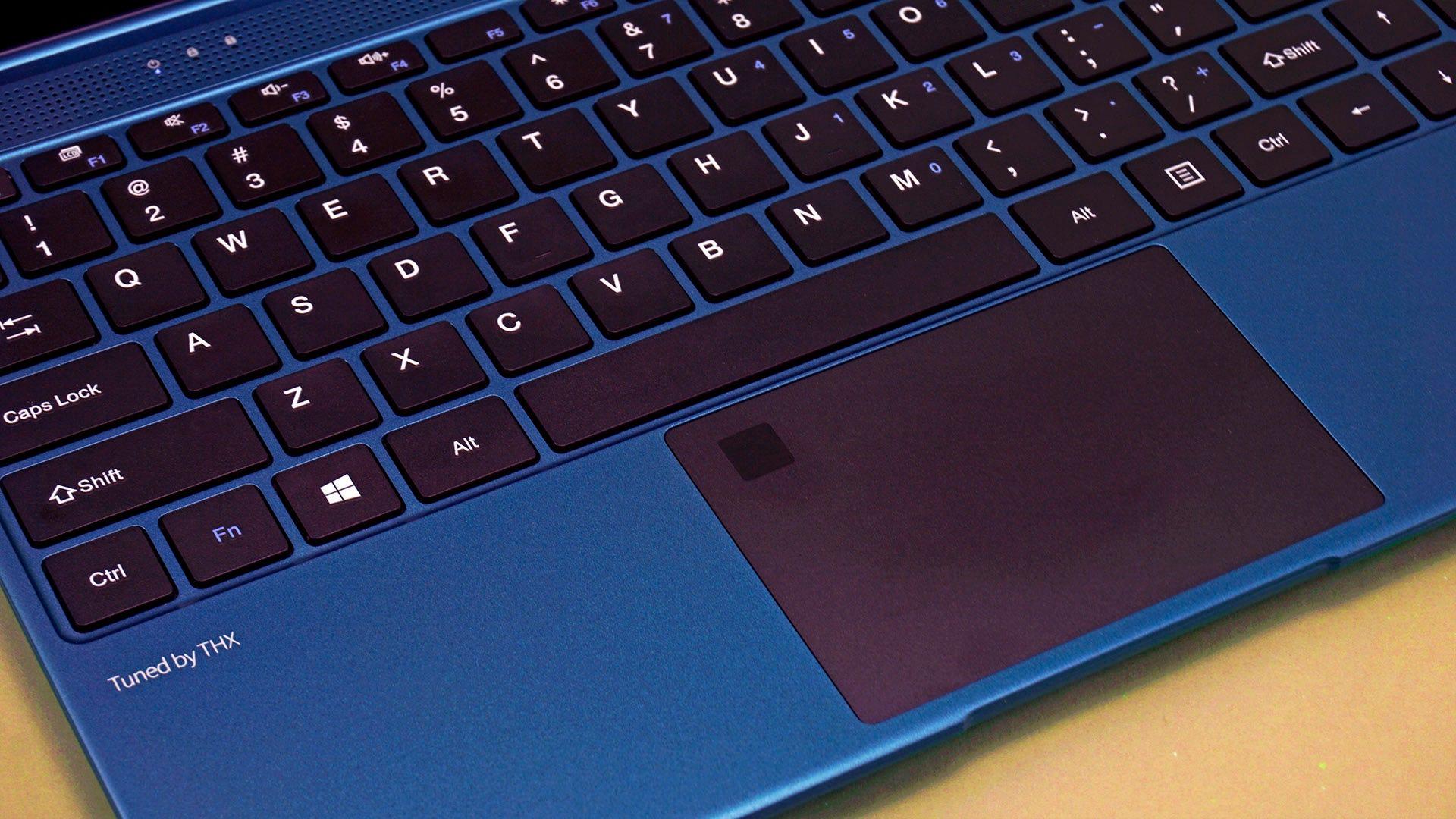 Gateway laptop fingerprint sensor