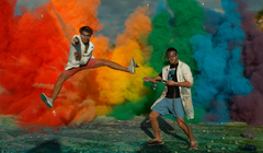 What We're Watching: The Slow Mo Guys Blend Science with Dangerous Fun