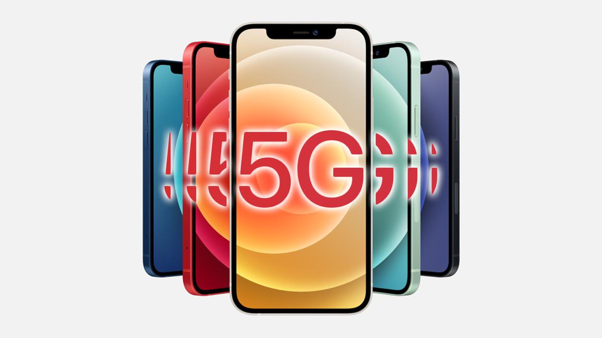 5G internet.