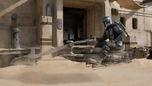 Cancel Your Weekend Plans, 'The Mandalorian' Season 2 Is Now on Disney+