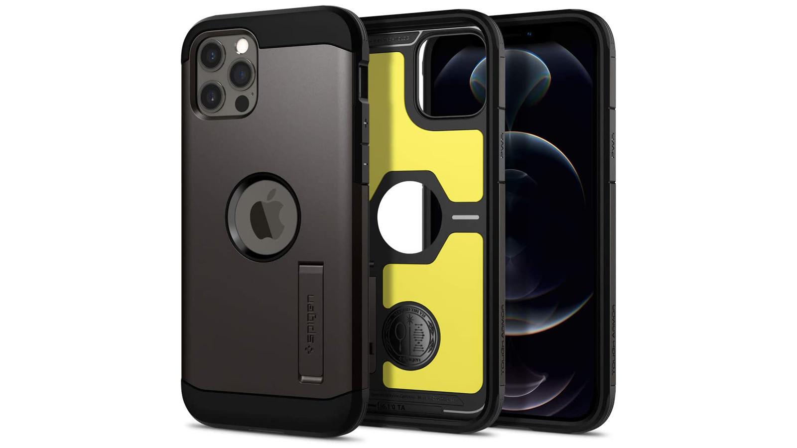 Spigen Tough Armor phone case