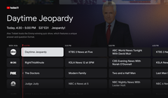 The Chromecast with Google TV Fixes YouTube TV's Biggest Annoyance