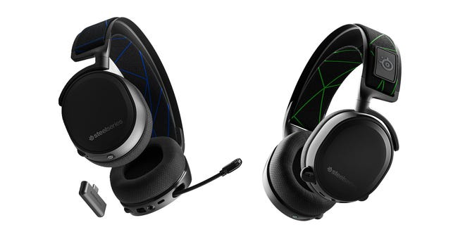 SteelSeries Arctis 7X and 7P Headsets Are Ready for the New Xbox and PlayStation