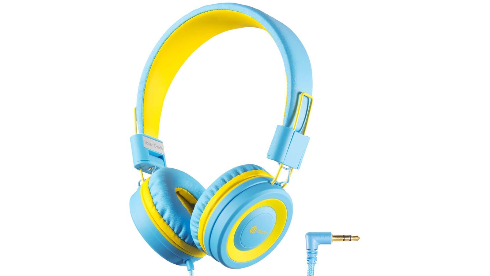 iClever super adjustable kids headphones