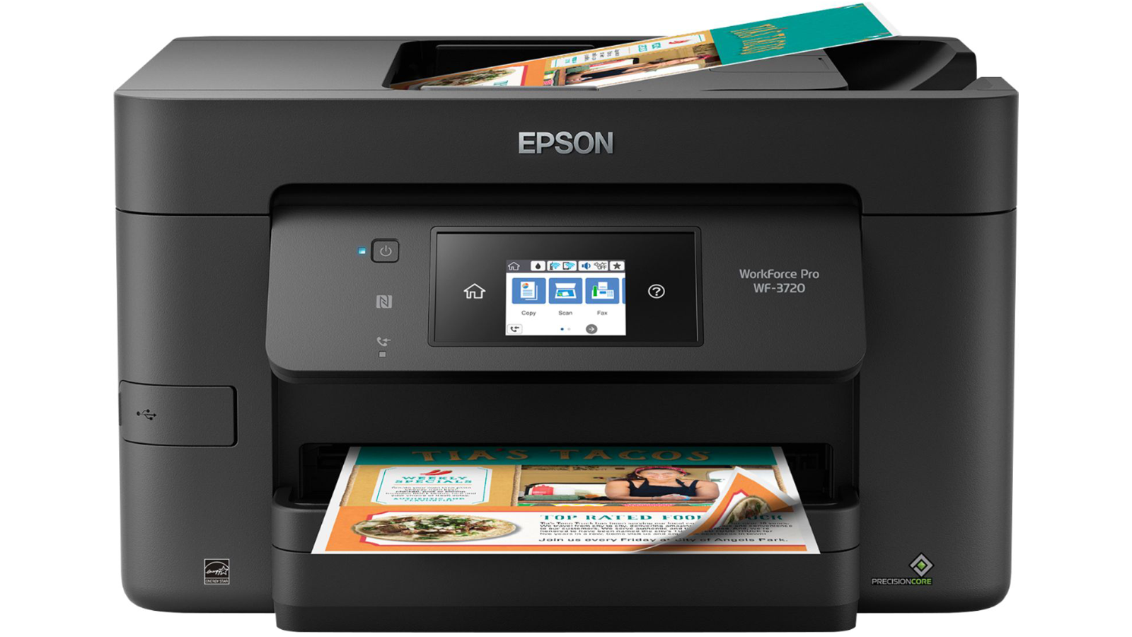 Epson WorkForce Pro WF-3720 All-in-One Inkjet Printer