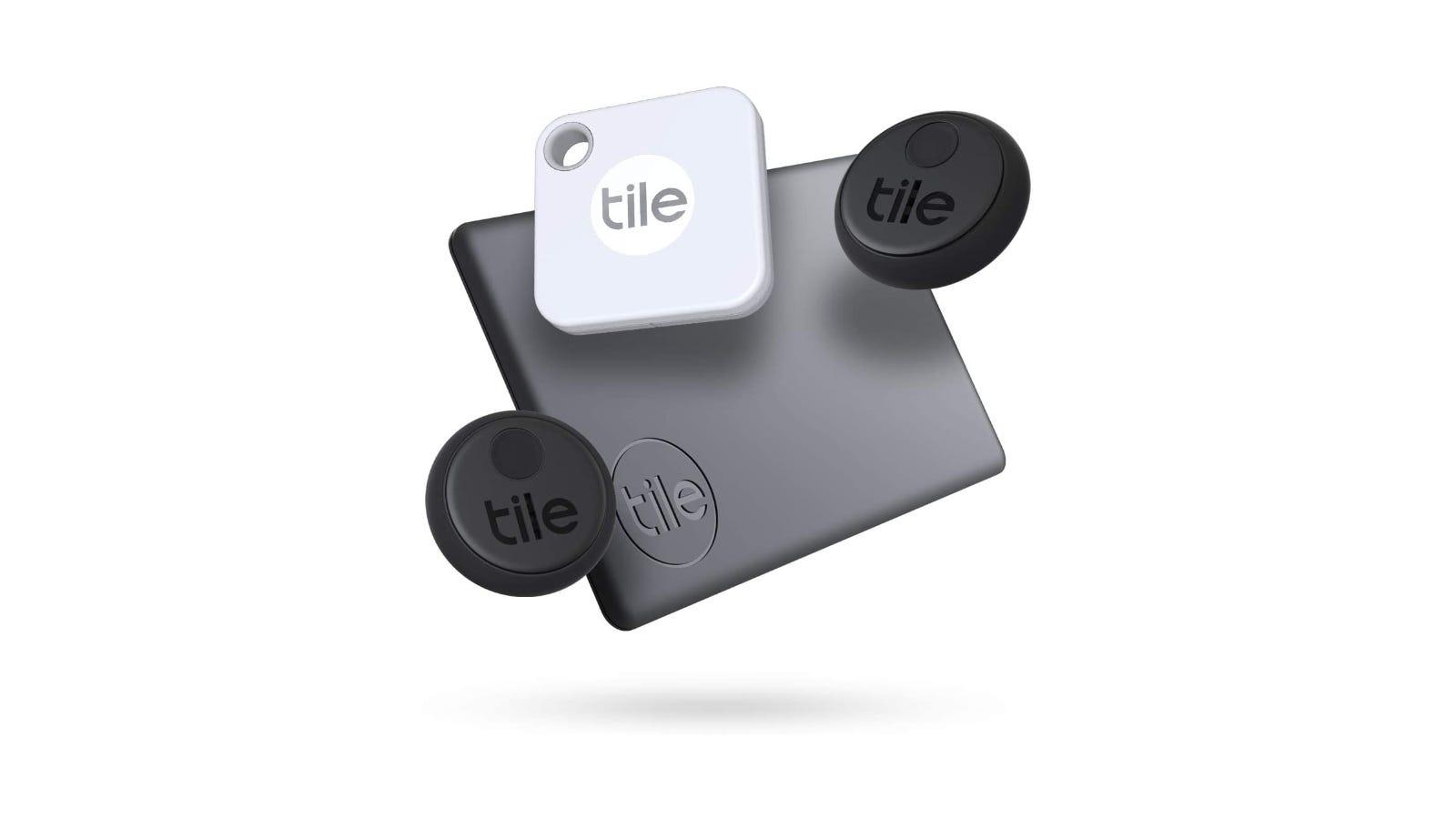 Tile tracker starter kit