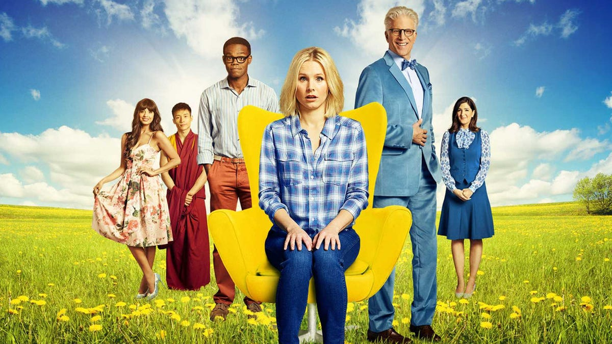 The Good Place cast promotional image